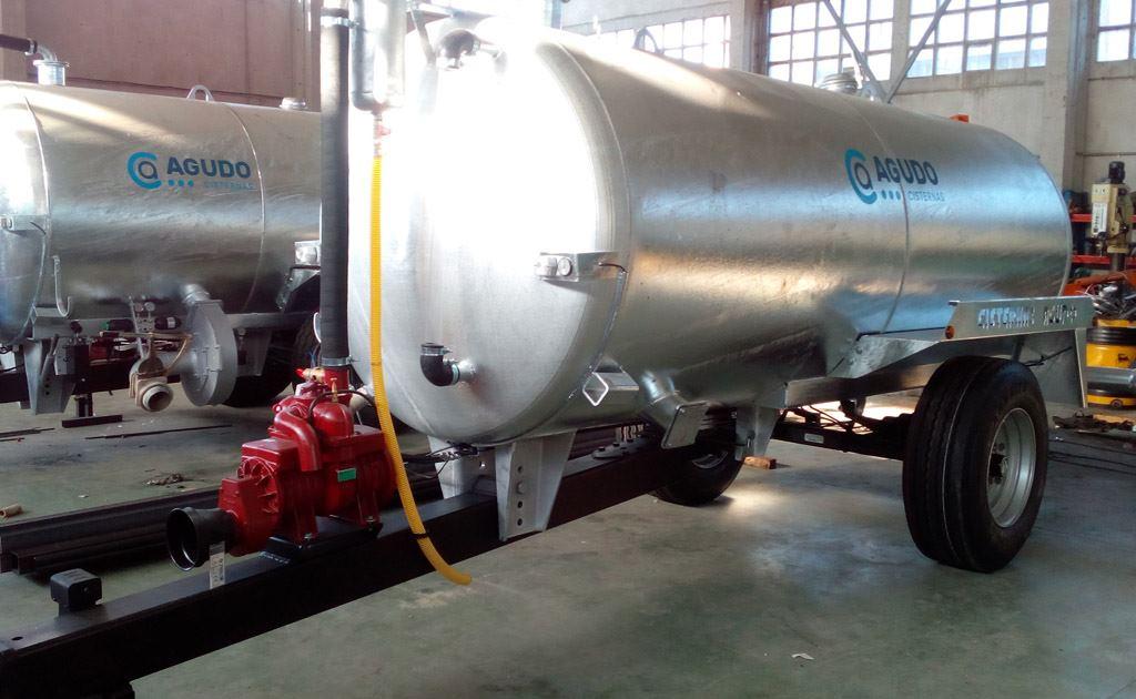 Cisterna modelos v3-v8 de 1 eje