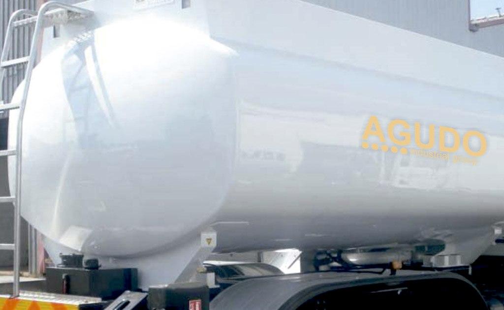 Cisternas para transporte y distribución de carburantes modelos G7 a G26
