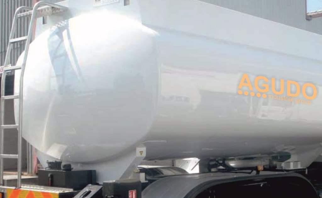 Camión Cisterna para Combustibles