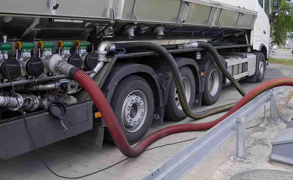 Equipamiento Accesorio para Cisternas de Combustible