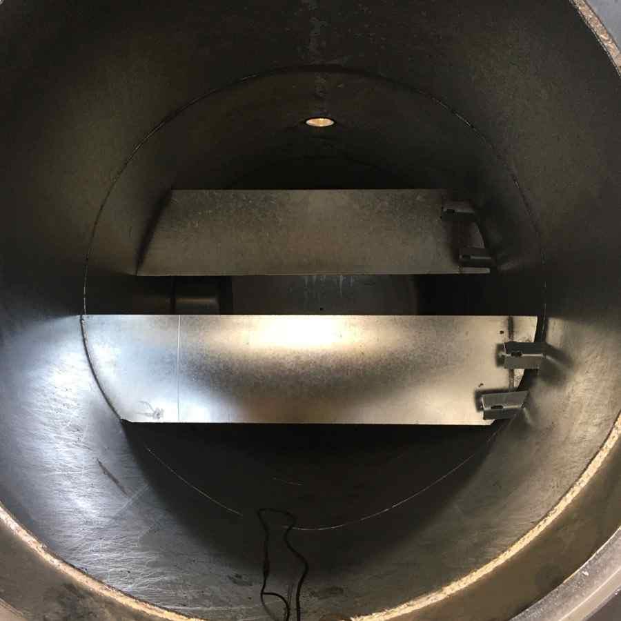 Fabricación de cisternas de acero inoxidable