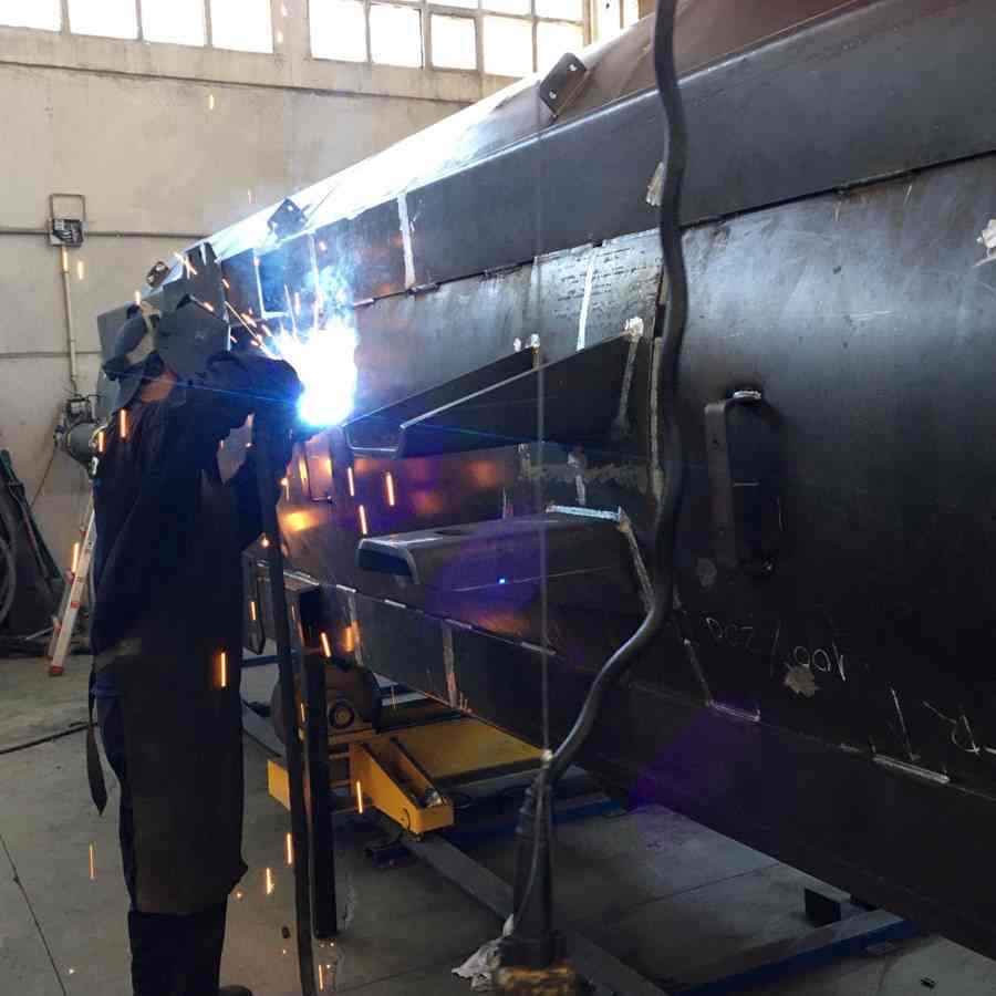 Fabricantes de cisternas de acero inoxidable